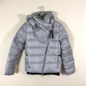 Nike Down Fill Iridescent Puffer Jacket RN 854767
